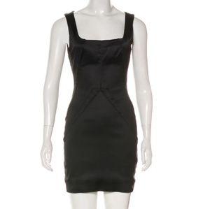 DOLCE&GABANNA D&G BLACK DRESS STRETCH VINTAGE